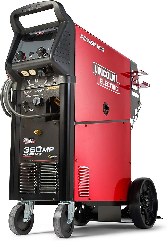 Lincoln Power MIG 360MP Multi-Process MIG Welder K4467-1