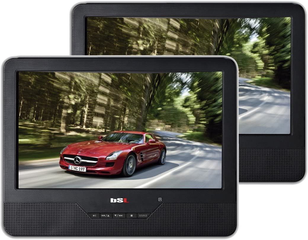 Belson BSL9D - DVD portátil 9 (USB, Estereo, LCD) Color Negro ...