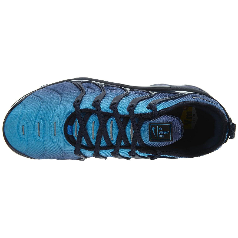 4e534b9197d Nike Mens Air Vapormax Plus Obsidian/Photo Blue Neoprene Size 9: Buy ...