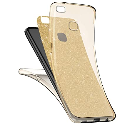 Amazon.com: For Huawei P9 Lite Case, Surakey 360 Degrees ...
