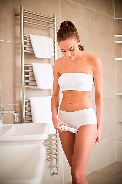 Remington Smooth & Silky BKT4000 - Depiladora Femenina Zona Bikini ...