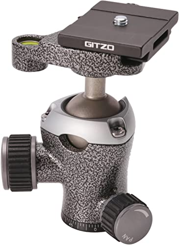 Gitzo GH1382TQD Center Ball Head Series 1 Traveler with Quick Release D