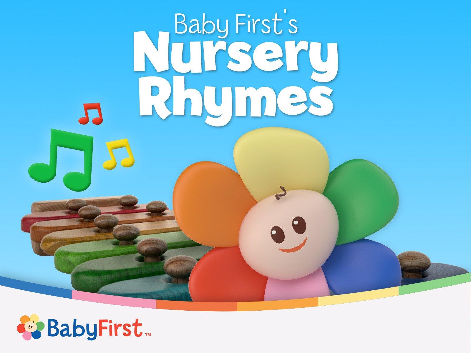 Nursery Ryhmes for Babies on Amazon Prime Video UK