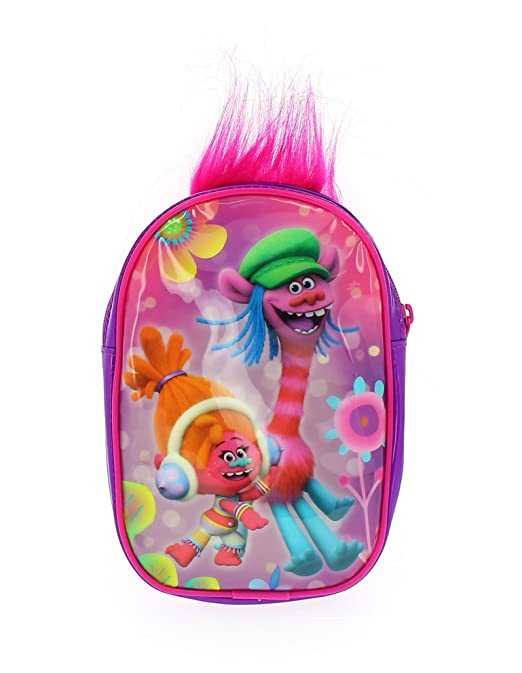 Amazon.com: Officially Licensed Kids Trolls Movie Novelty Filled Pencil Case