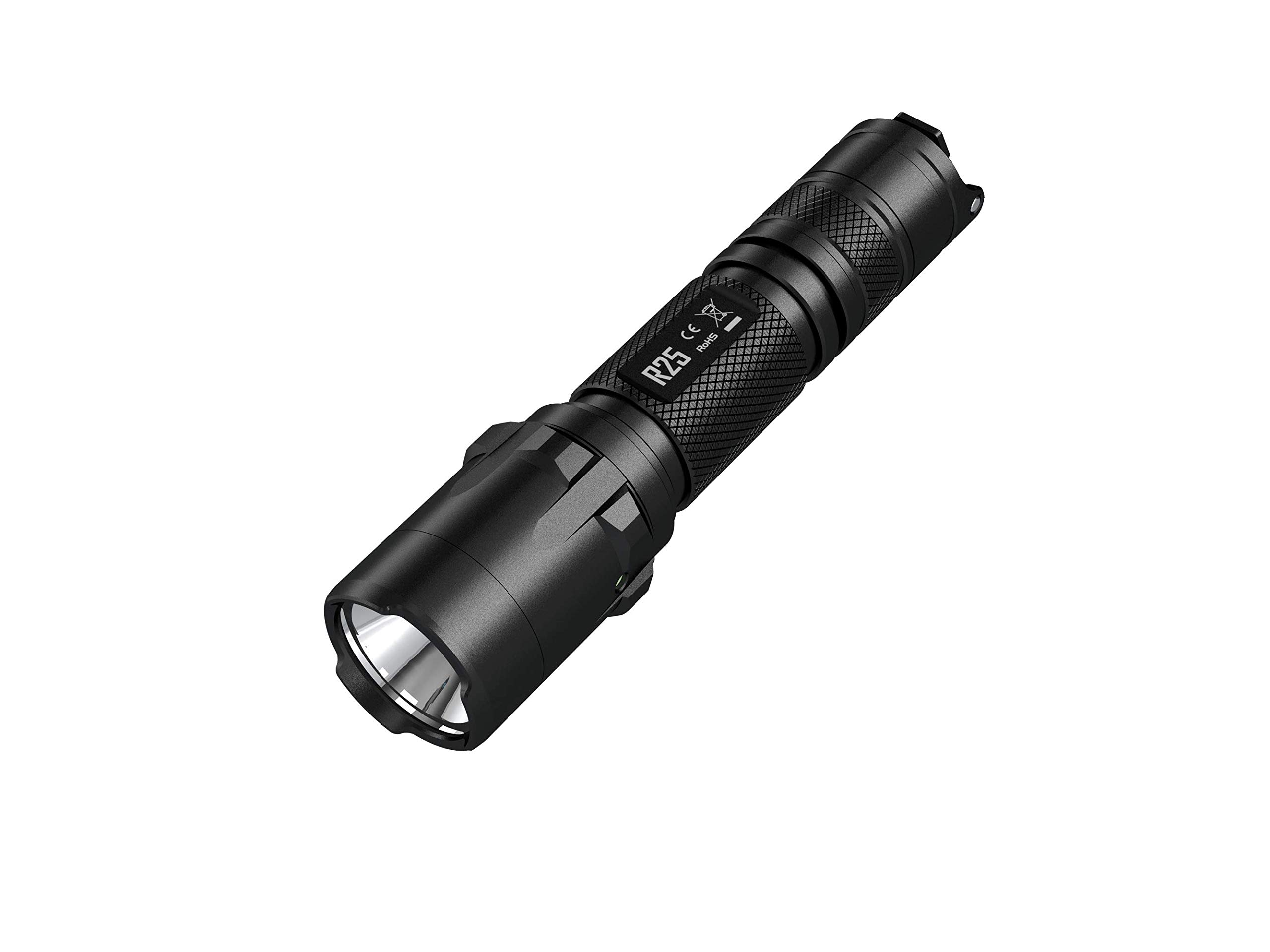 Linternas : Nitecore Sysmax Industrial R25 Rechargeable...