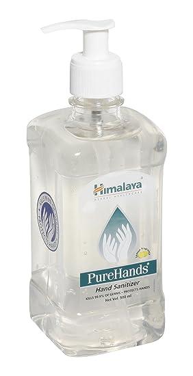 Doublenet Himalaya Pure Hands Hand Sanitizer Kills 99 9 Of