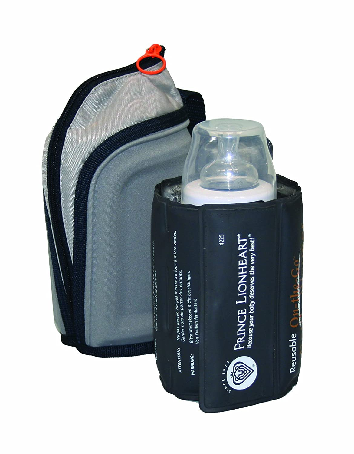 Prince Lionheart Reusable On The Go Bottle Warmer (2 Pack) 4226