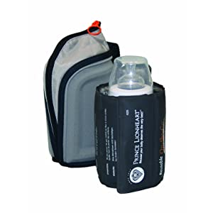 Prince Lionheart Reusable On The Go Bottle Warmer (2 Pack)