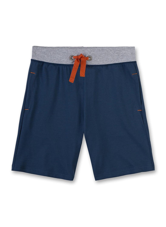 Sanetta Jungen Schlafanzughose Blau (Denim 5936) 128 243891