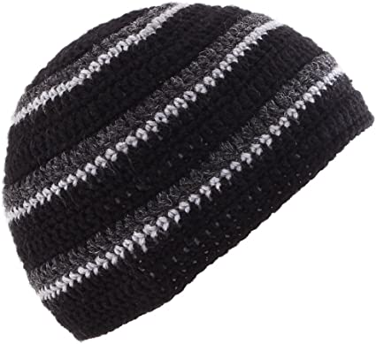 Skull Skullies /& Beanies Caps For Men By King Fifth And Perfect Form Fit Hats