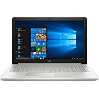 HP 15-da0327tu 2018 15.6-inch Laptop (7th Gen Core i3-7100U/4GB/1TB/Windows 10/MS Office/ Integrated Graphics), Natural Silver