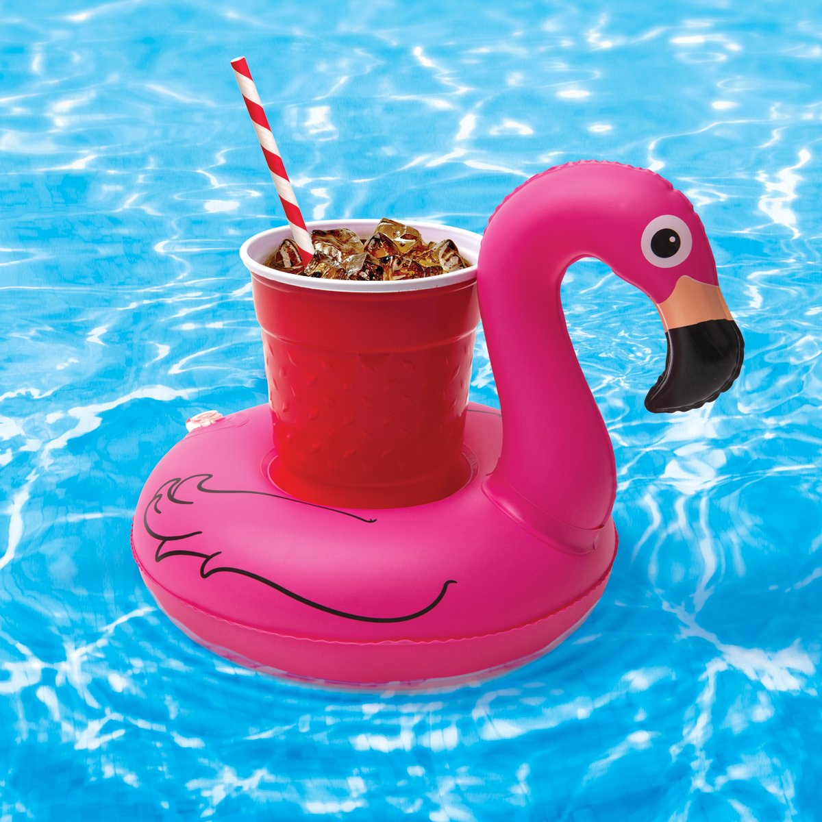 Bigmouth Inc Inflatable Pool Party Drink Floats Birds 3