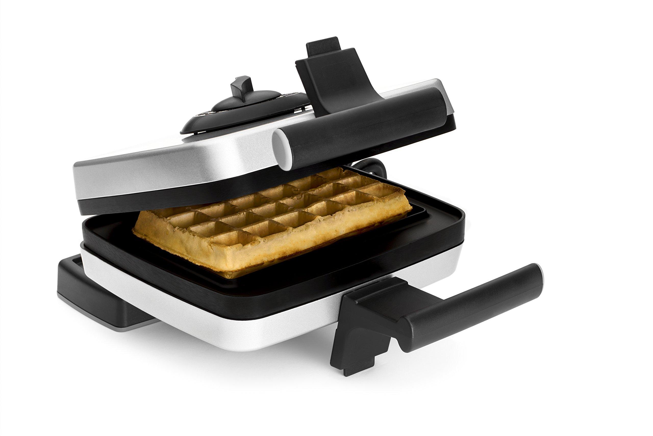 Croquade Traditional Single Thermostat Belgium Waffle Maker(U11000) by CROQUADE (Image #1)
