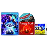 Ready Player One + Gulliver's Travels 2 - 2 English Movies (2 Blu-ray bundle offer)