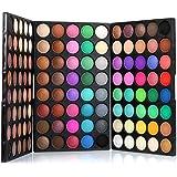 Eyeshadow Palette, ABC® Cosmetic Matte Eyeshadow Cream Makeup Palette Shimmer Set 40 Color+ Brush Set