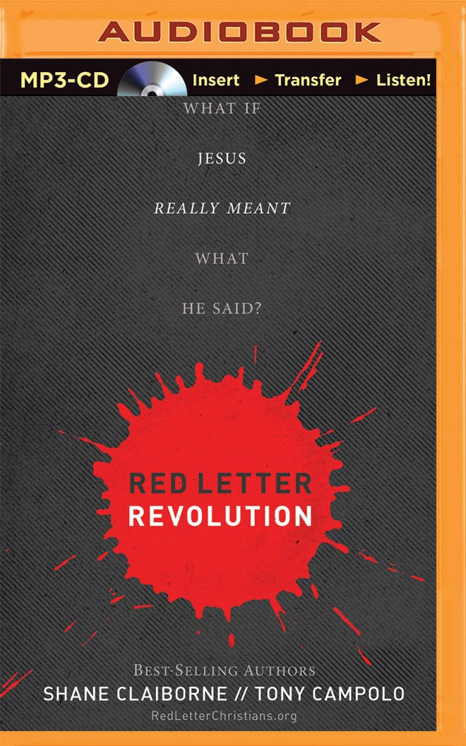 Red letter revolution homosexuality and christianity