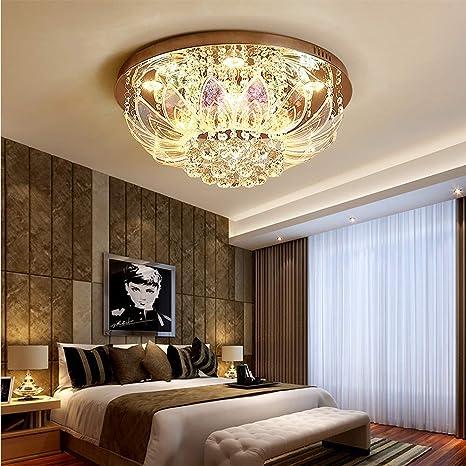 Luz de techo Redondo moderno LED Lámpara de techo regulable ...