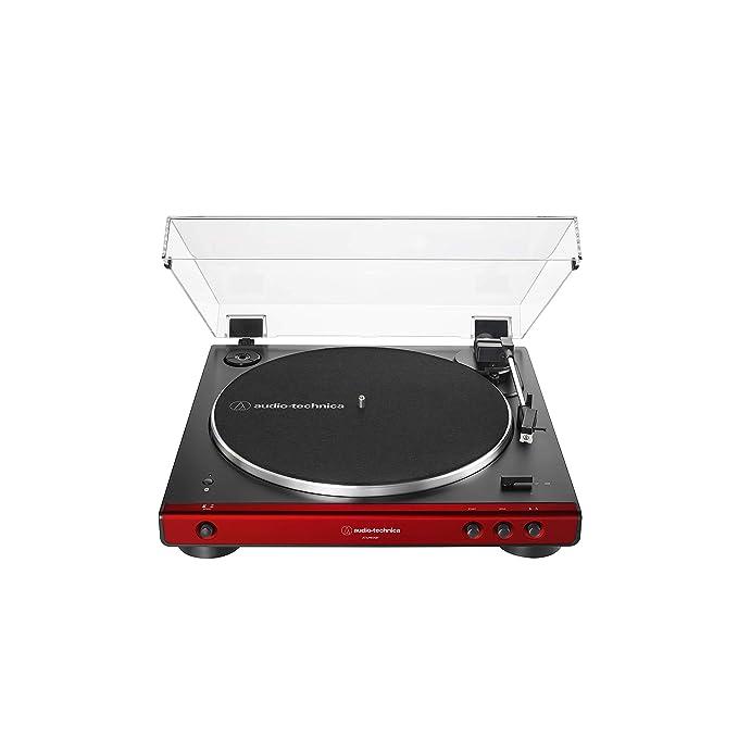 Audio-Technica AT-LP60XBT-BK Tocadiscos estéreo Totalmente ...