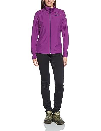 Puma PR Pure Core Gore Windstopper Women s Running Jacket Purple sparkling  grape Size XL 4993d399ff