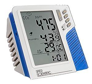 Sper Scientific 800048 Indoor AirQuality Monitor