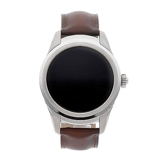 Amazon.com: Montblanc Summit Quartz (Battery) Black Dial ...