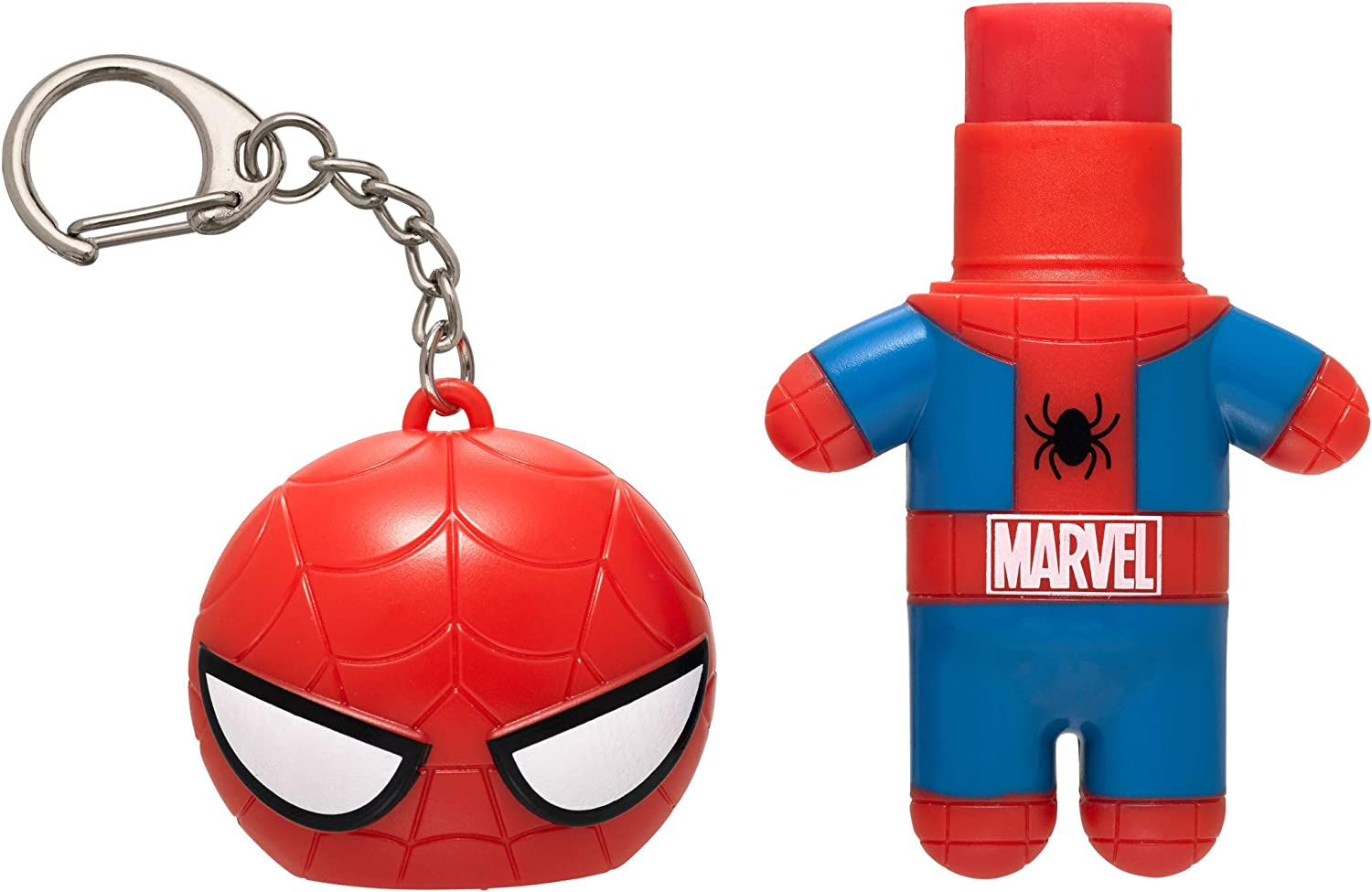 GENUINE LEGO MARVEL SUPERHEROES SPIDERMAN KEYRING