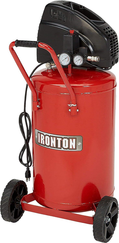 Ironton Portable Electric Air Compressor - 1.5 HP, 20 Gallon Vertical Tank