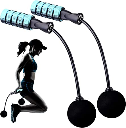 Skipping Rope Jump Speed Exercise Boxing Gym Fitness Workout Adult Kids UK