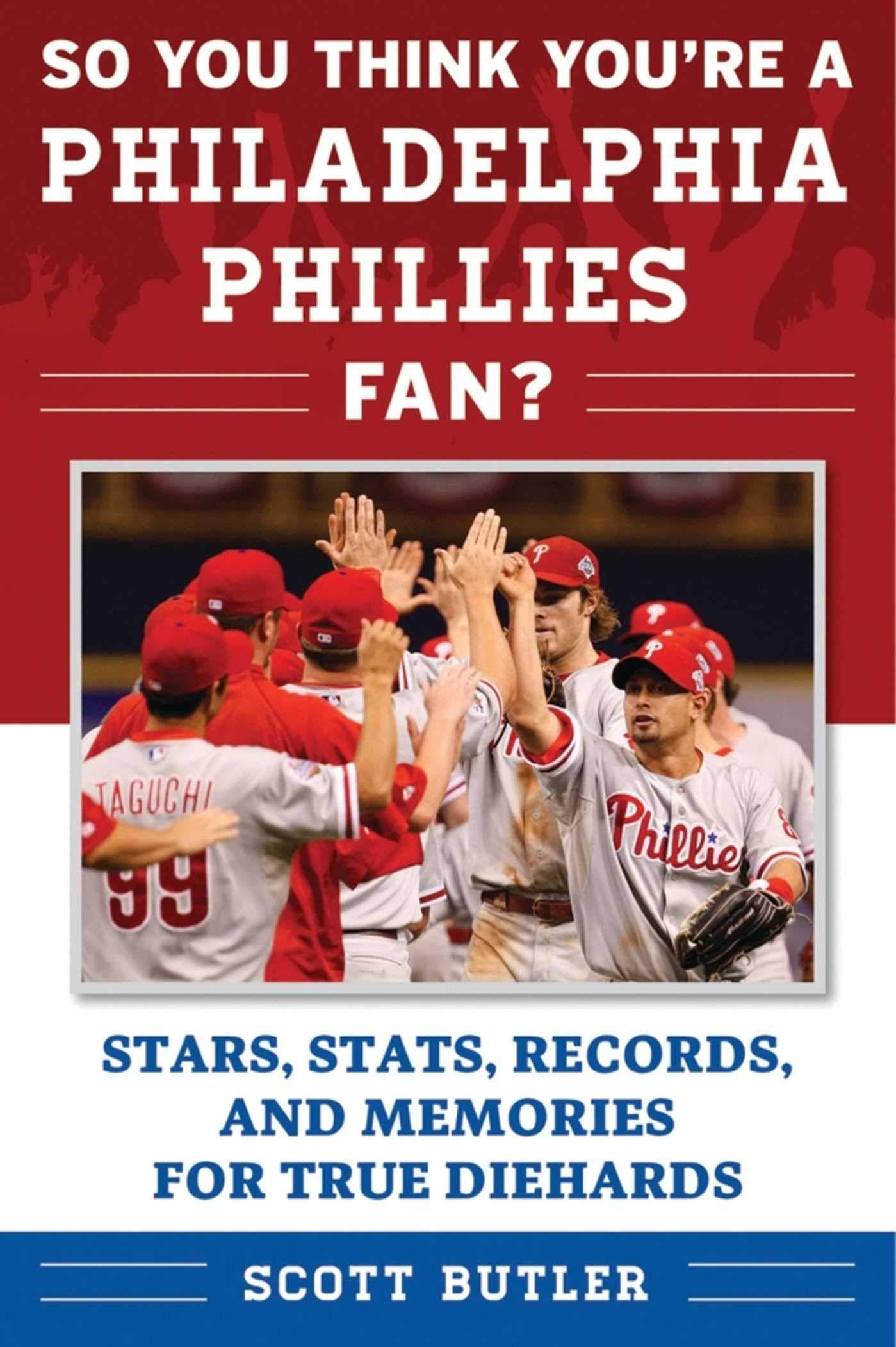 Pro Specialties Group PSG MLB Philadelphia Phillies 5-Pack Click Pens