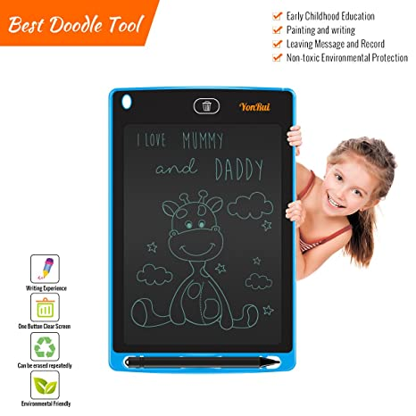 Amazon 4040 Inch LCD Electronic Writing Tablet Drawing New Electronic Memo Board
