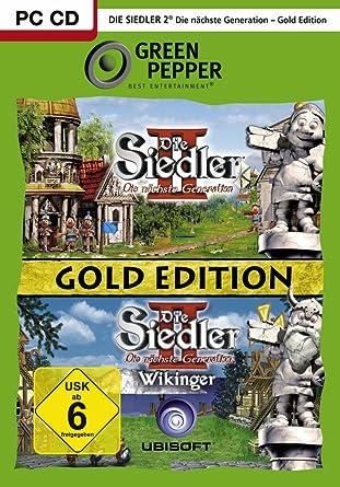 Die Siedler 2 Die Nächste Generation Gold Edition Green Pepper Amazon De Games