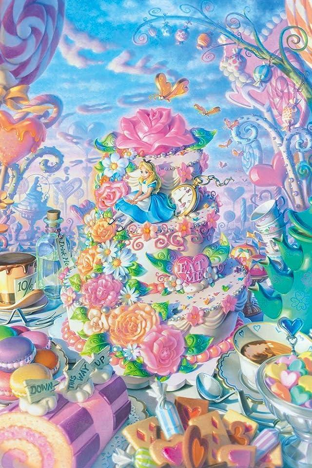 ディズニー アリス イン スイーツランド iPhone(640×960)壁紙 画像60051 スマポ