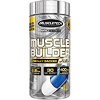 Muscle Builder | MuscleTech Muscle Builder | Muscle Building Supplements for Men & Women | Nitric Oxide Booster | Muscle…