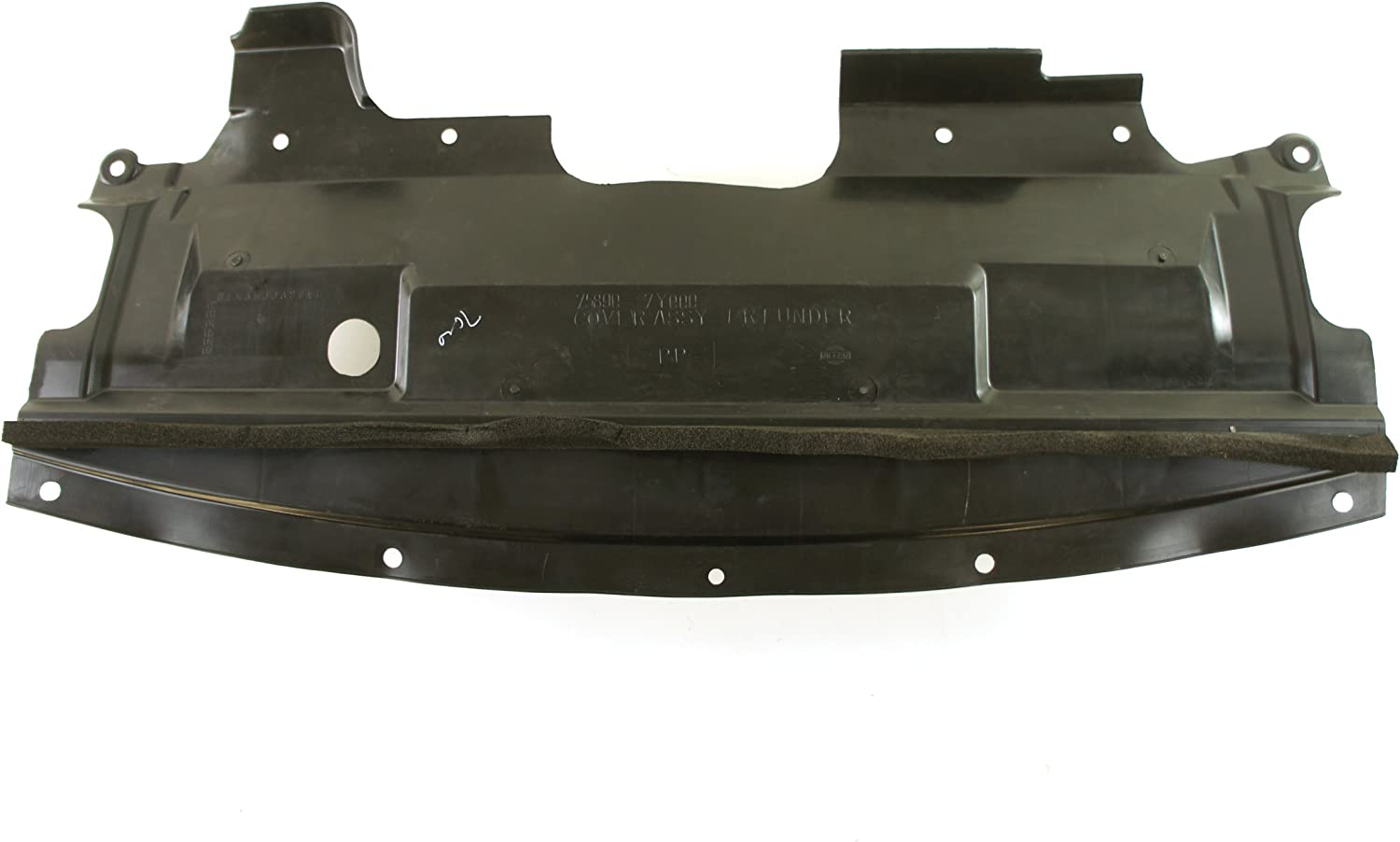 Genuine Toyota Parts 51447-47010 Lower Engine Cover