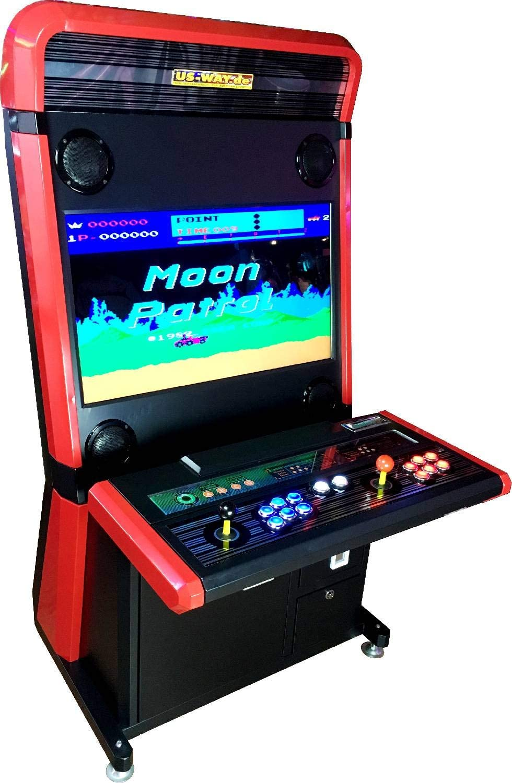 US-Way e.K. G-29 Future Design 3500 Arcade Video máquina TV juego ...
