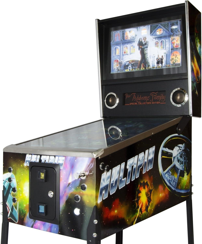 MultiPin Virtual Pinball Machine: Amazon co uk: PC & Video Games