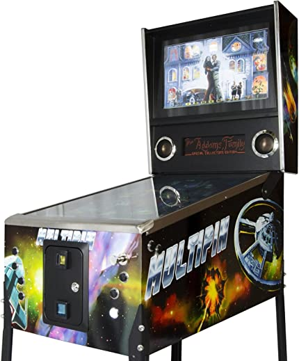 MultiPin Virtual Pinball Machine: Amazon co uk: PC & Video Games