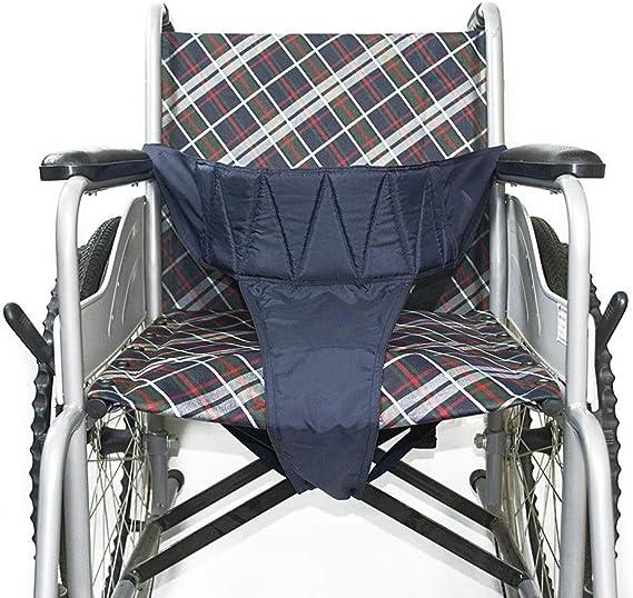 Anciano cojín pélvico Slider cinturón, silla de ruedas cinturón de ...