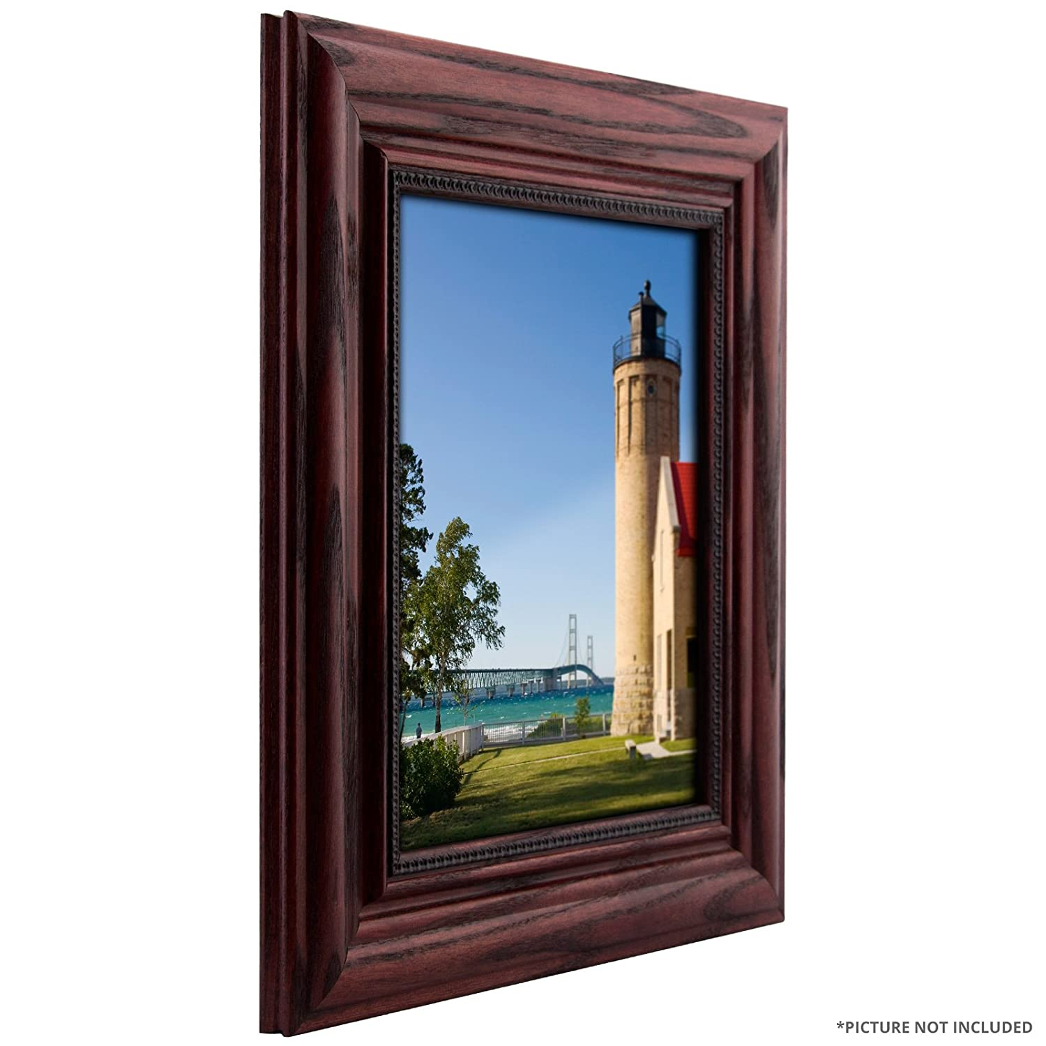 Amazon craig frames 15177483251 24 by 36 inch picture frame amazon craig frames 15177483251 24 by 36 inch picture frame solid wood 225 inch wide cherry poster frames jeuxipadfo Gallery