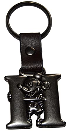 Amazon.com: Auténtico Disney Mickey Mouse Letra H peltre ...