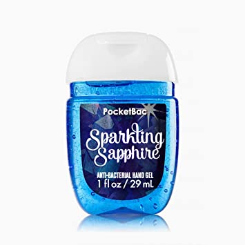 Buy Bath Body Works Pocketbac Hand Gel Sanitizer Sparkling