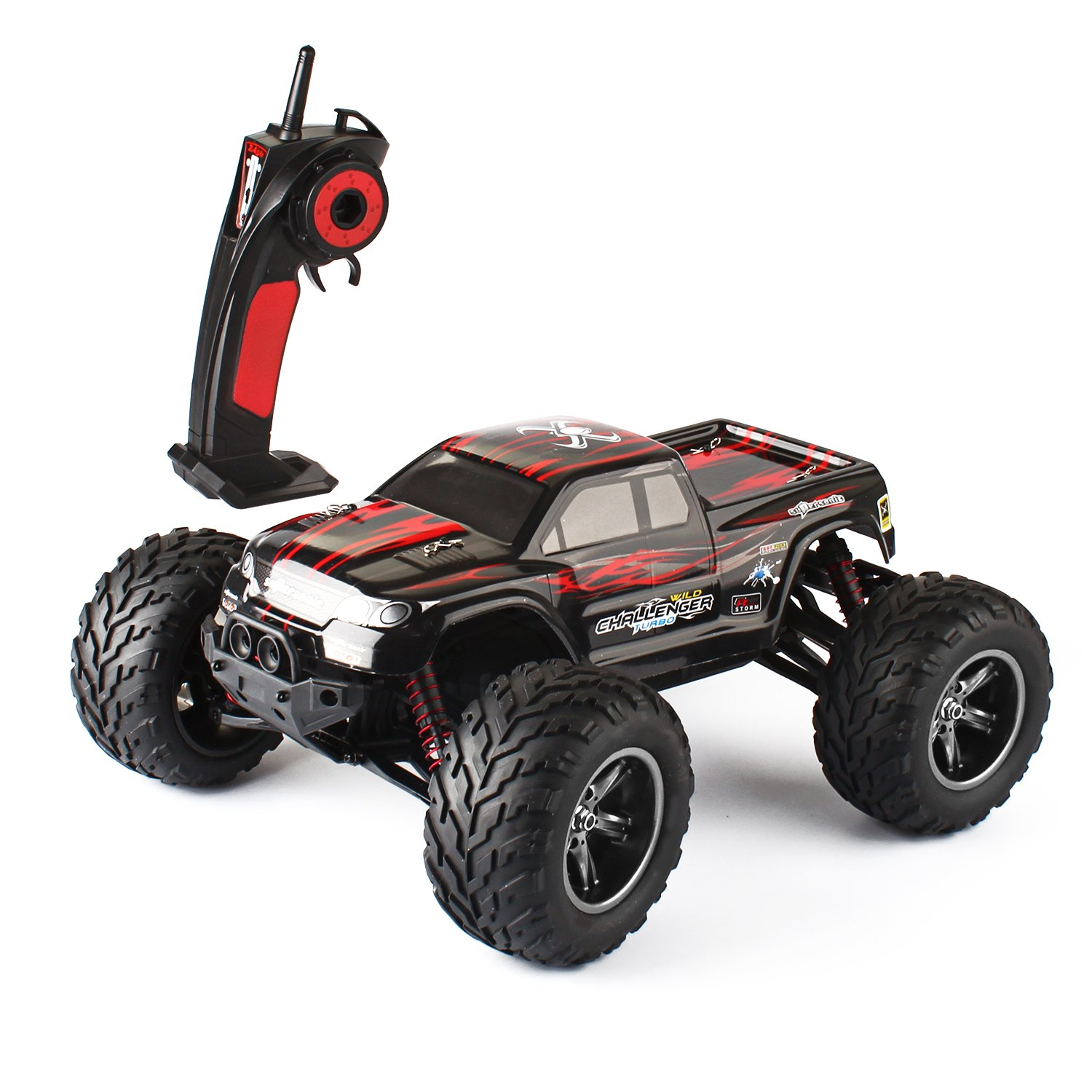 Amazon Com Rc Truck Yokkao Monster Offroad Vortex