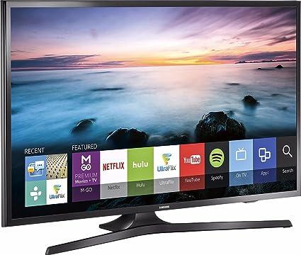 c4af1c1df Amazon.com  Samsung UN40J5200 40-Inch 1080p Smart LED TV (Certified  Refurbished)  Electronics