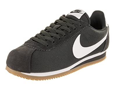 sale retailer 2f1ba 670c9 Nike 807472-013  Mens Classic Cortez Nylon Anthra White-Gum Light Running