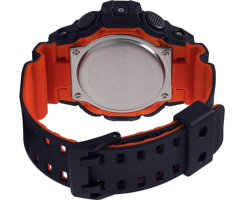 Amazon.com: Casio GA700BR-1A G-Shock - Reloj para hombre ...