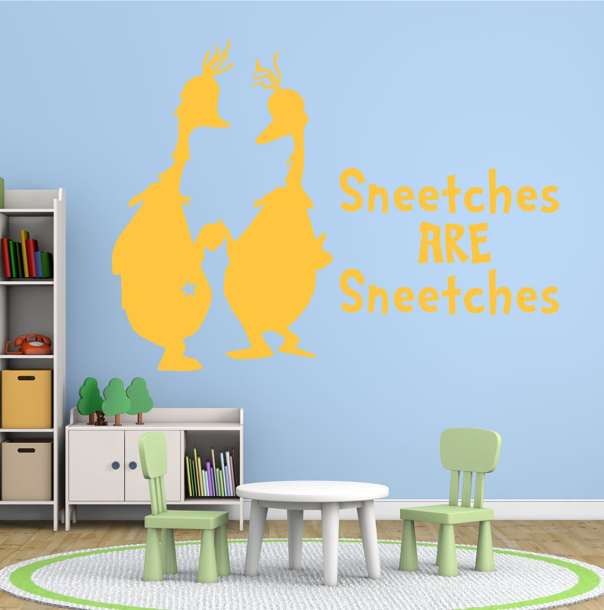 Dr Seuss Wall Stencils Gallery - home design wall stickers