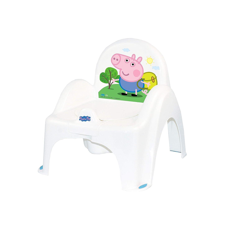 Childrens Potty Potty Toilet Trainer Peppa Pig Schorsch Non-Slip Safe T/ÜV
