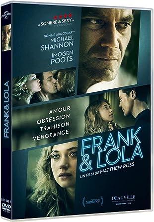 Frank & Lola [Francia] [DVD]: Amazon.es: Michael Shannon ...