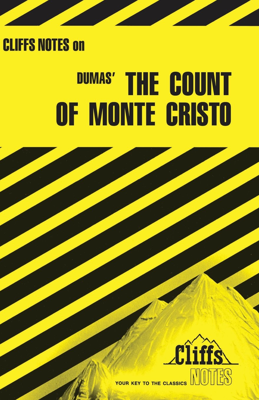 The Count Monte of Cristo (Cliff\'s Notes): Amazon.co.uk: James L ...