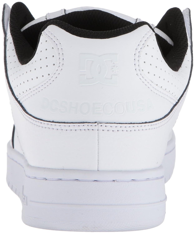 5d90937f131e Męskie B01KSHNE4I buty 19999 DC Manteca firmy Manteca SE Biało-czarny  4347586